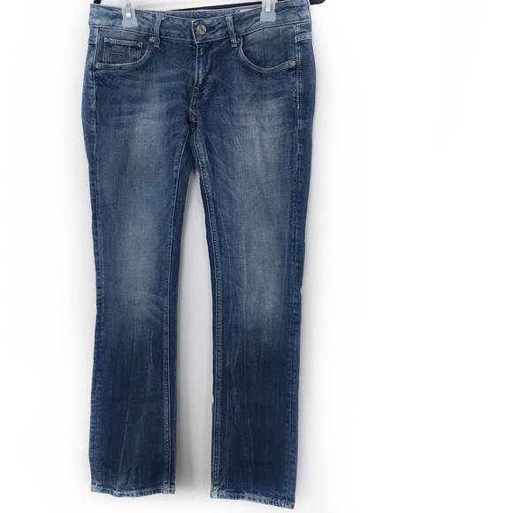 G-Star Denim - G Star 3301 Straight Leg Jeans